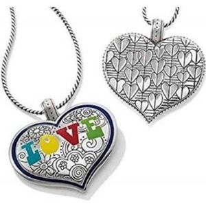 Brighton Summer of Love Sterling Necklace NWT